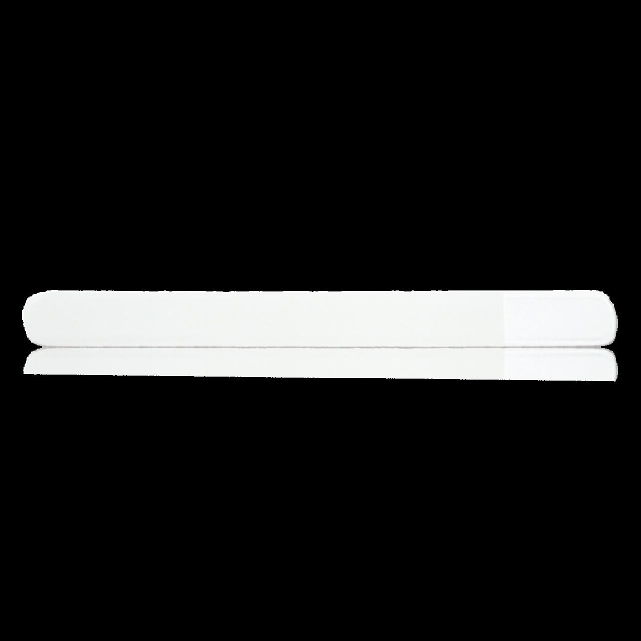 Glasnagelfeile neutral 195 mm 19,5 cm