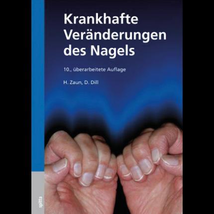 Buch:Krankhafte Veränderungen des Nagels 110 Seiten