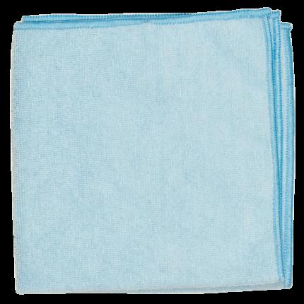 "Mikrofasertücher ""RAINBOW PRO"" blau 40x40cm, 5 Stück"