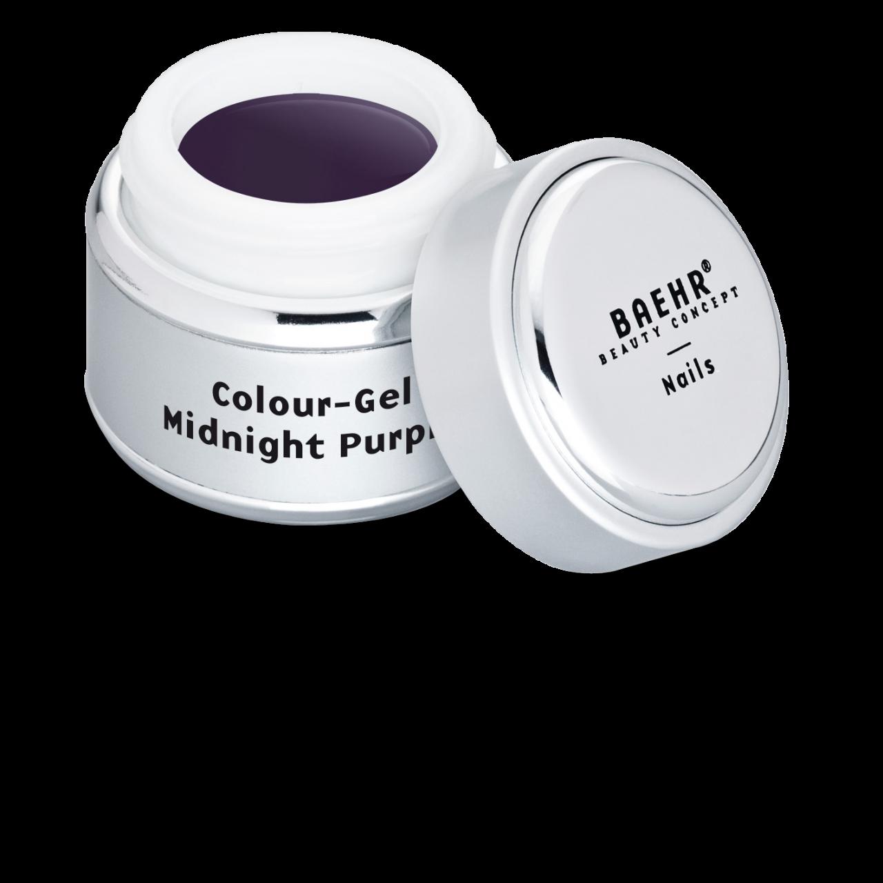 Colour-Gel Midnight Purple 5 ml