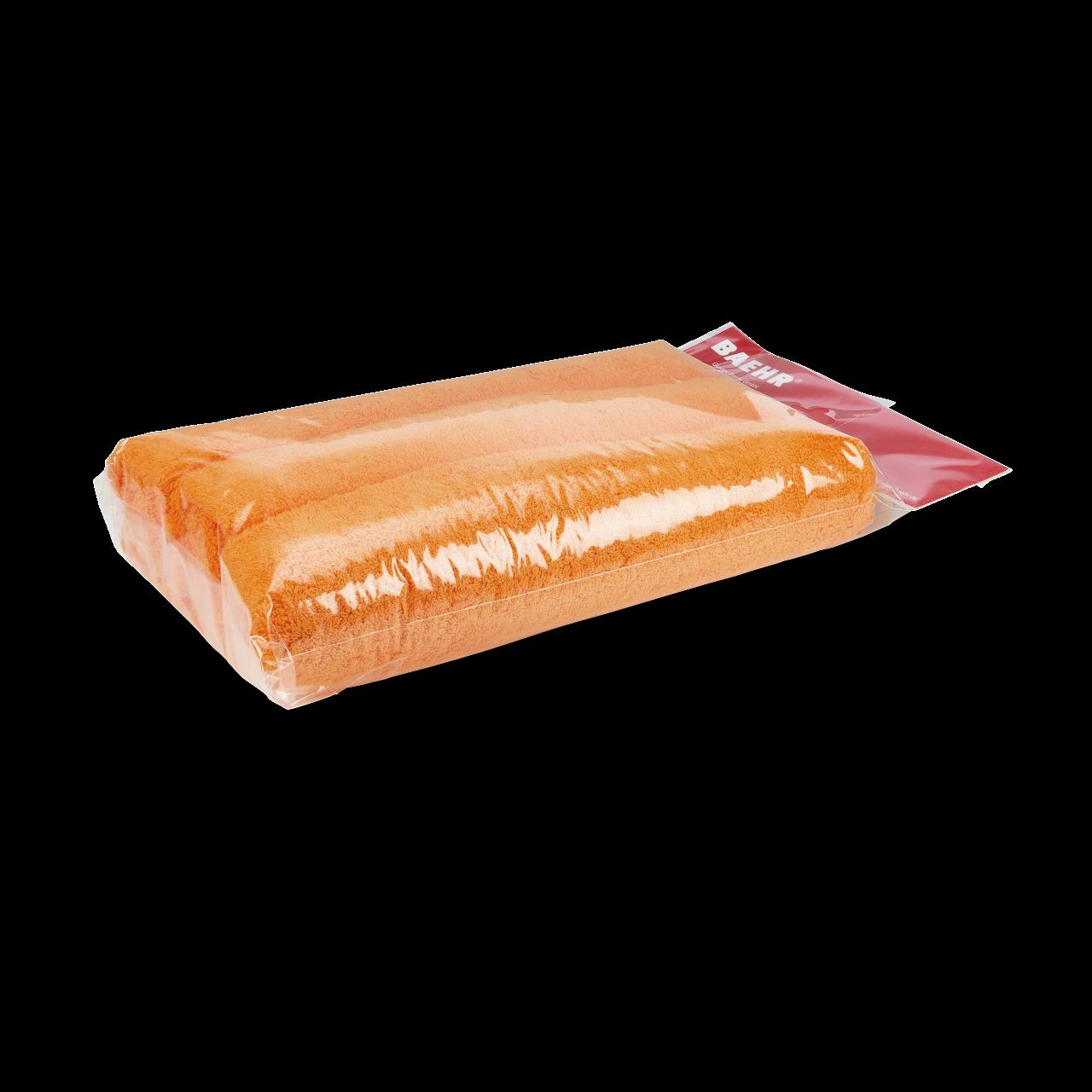 Handtuch Standard, apricot 90 x 40cm, 3 Stk.