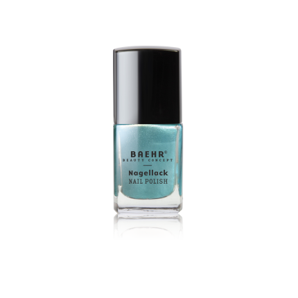 Nagellack navy green metallic 11 ml