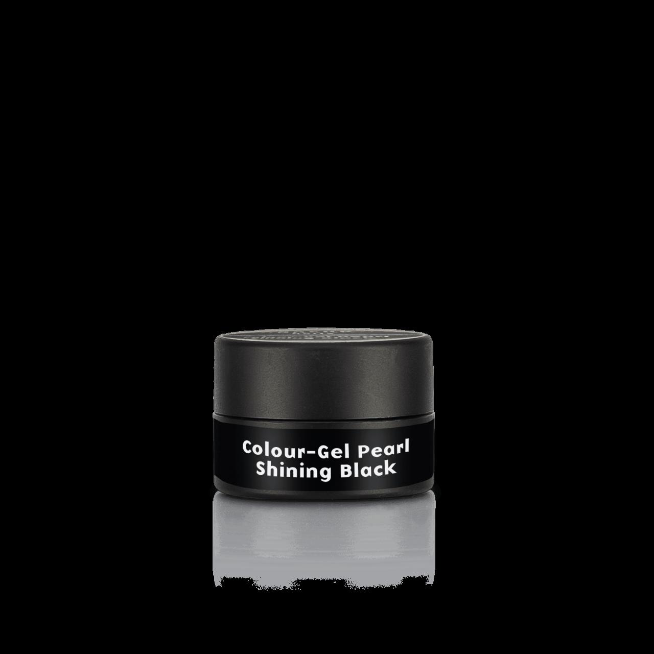 Colour-Gel Pearl Shining Black 5 ml