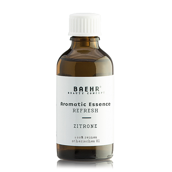 BAEHR BEAUTY CONCEPT Aromatic Essence REFRESH Zitrone 50 ml
