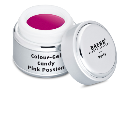 Colour-Gel Candy Pink Passion 5 ml