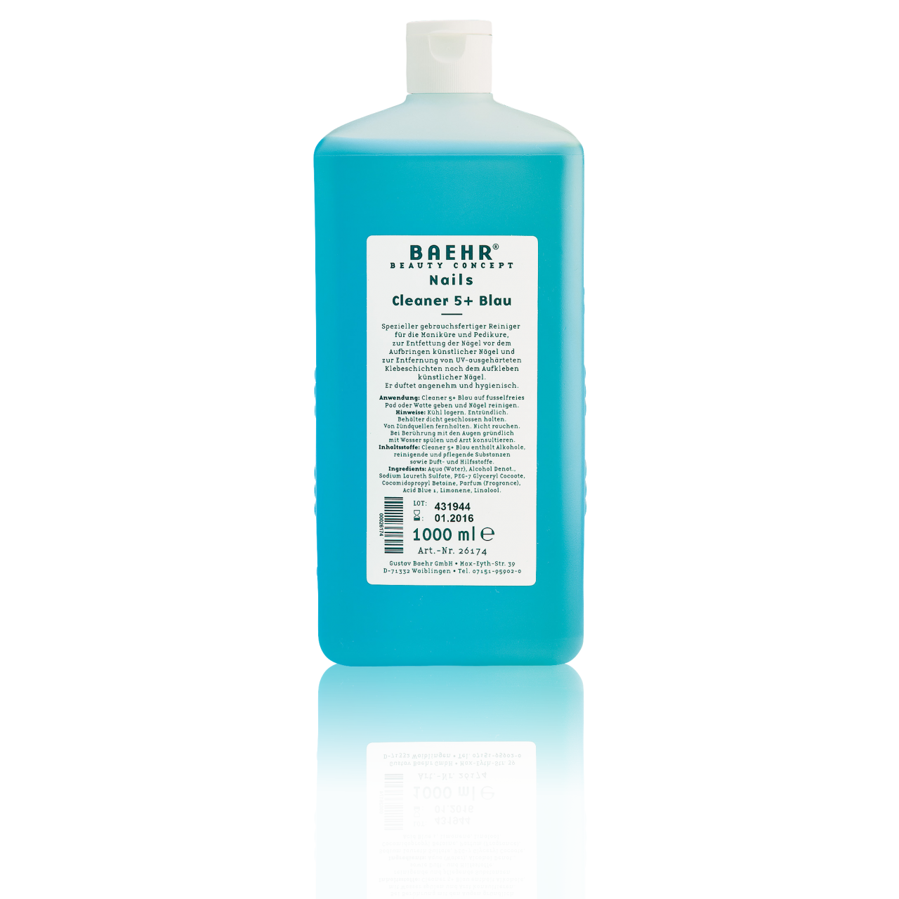 Cleaner 5+ Blau 1000 ml
