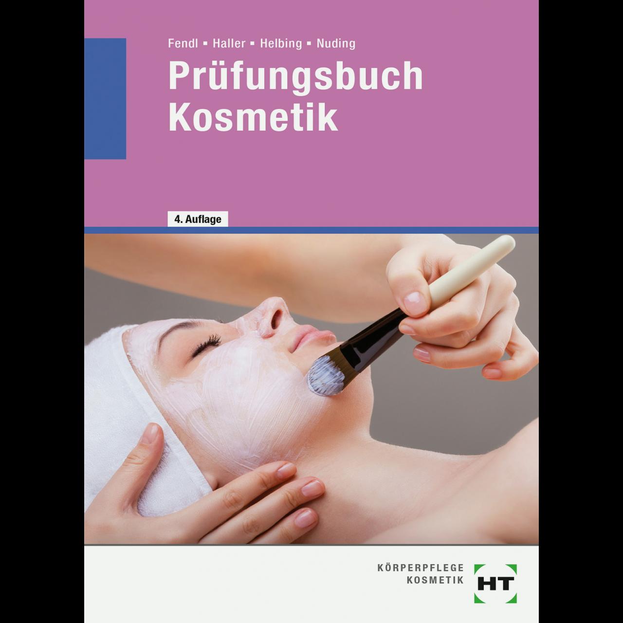 Prüfungsbuch Kosmetik 513 Seiten