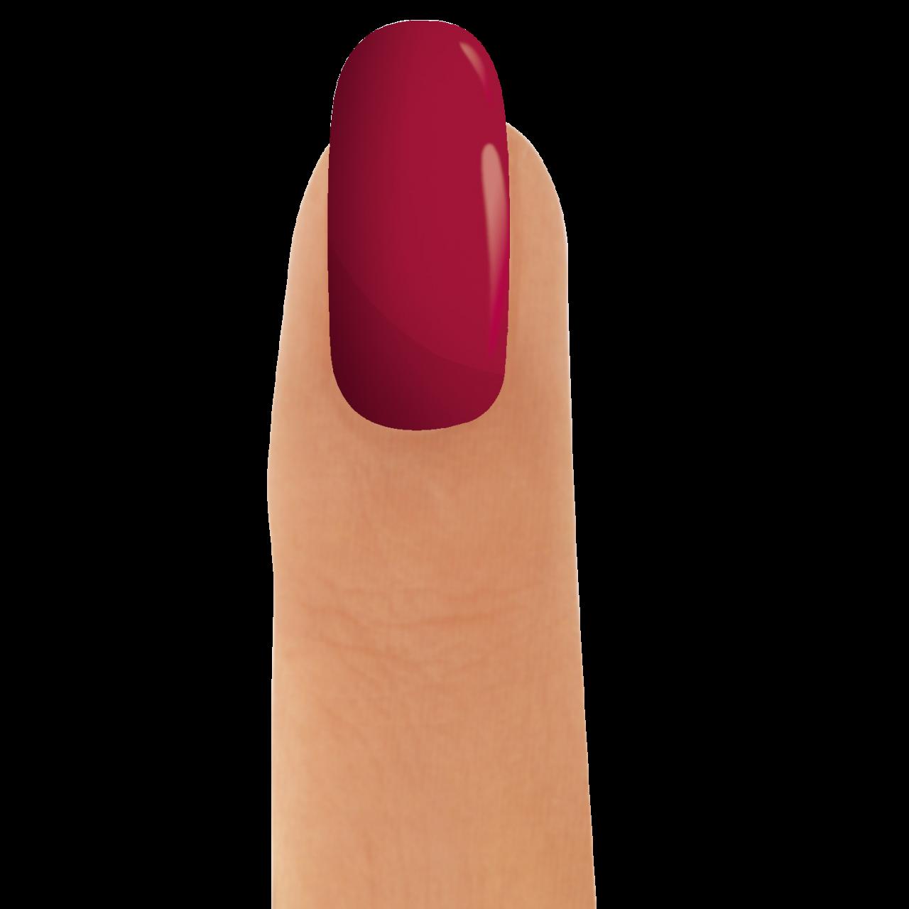 3in1 UV-Nagellack Deep Red 12 ml