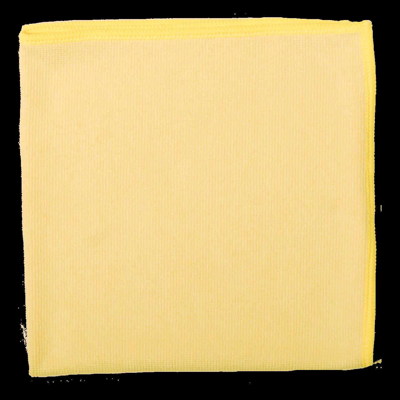 "Mikrofasertücher ""RAINBOW PRO"" gelb 40x40cm, 5 Stück"