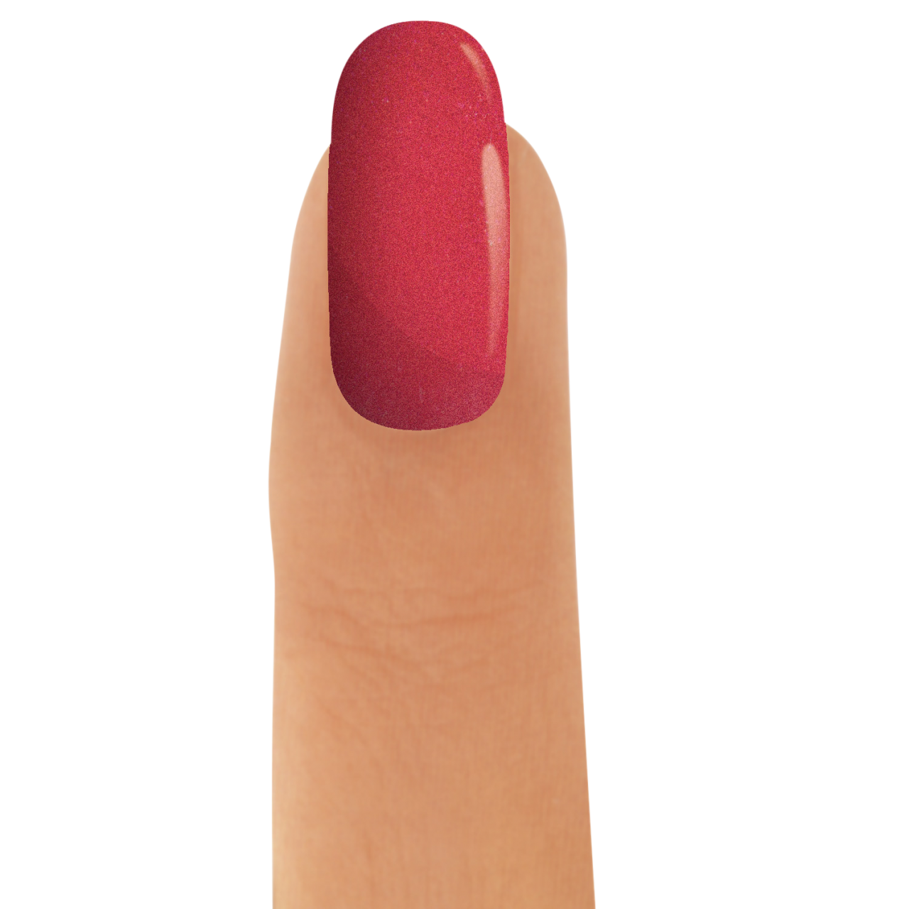 3in1 UV-Nagellack Metal. Reflection Red 12 ml