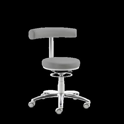 Arbeitsstuhl SWINGplus, ERGO 3D chrom