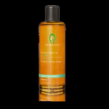Aroma Sauna Orange Ingwer bio 100 ml