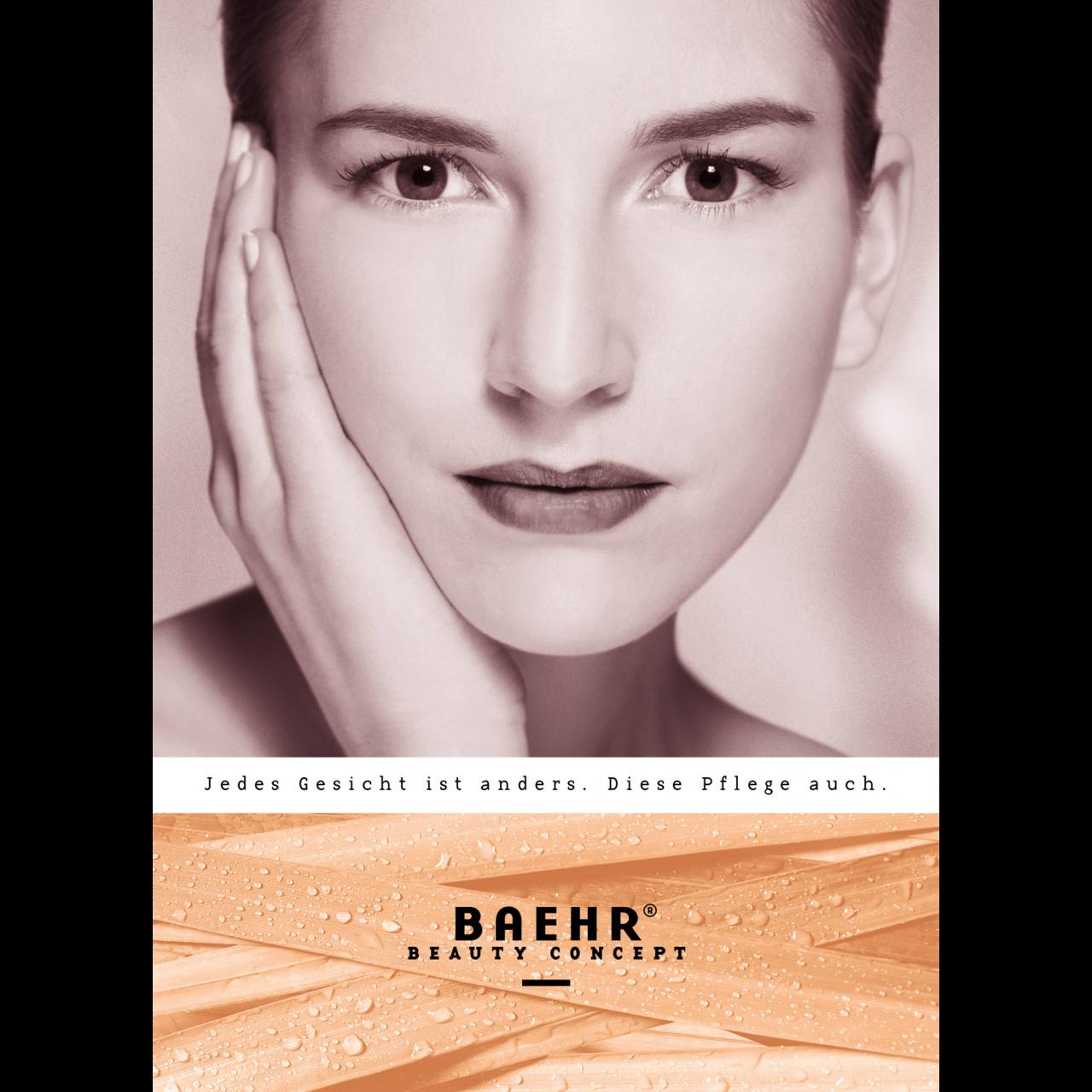 Poster Baehr-Beauty-Concept 84 x 59,4 cm
