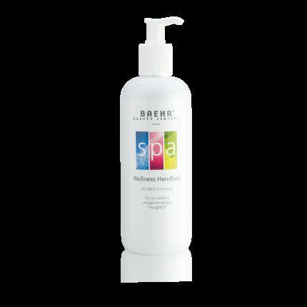 SPA Wellness Handbad Flasche mit Pumpe 500 ml