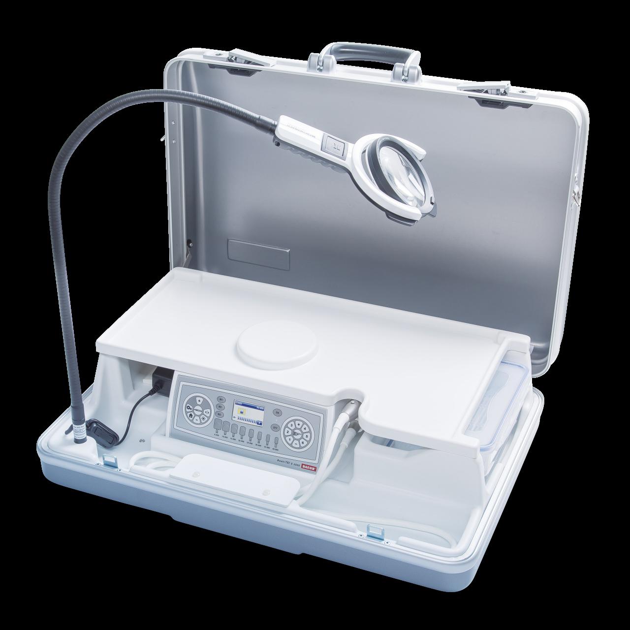TEC S 2000 Premium-Koffer-Set
