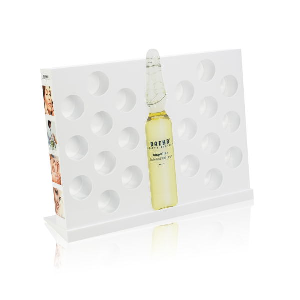 BAEHR Ampullen-Display BEAUTYST für 200 Ampullen 2 ml in