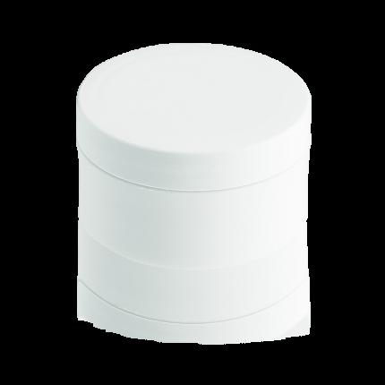 Cremetöpfchen weiß, leer, bis 6ml 1 Pack (10 Stk.)