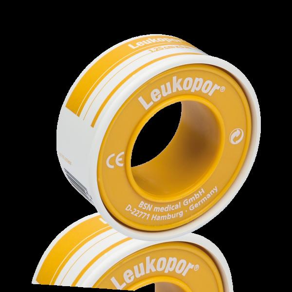 LEUKOPOR Fixierpflaster 2471, weiß