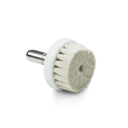 Gesichtsbürste Rotary 40 mm aus Ziegenhaar