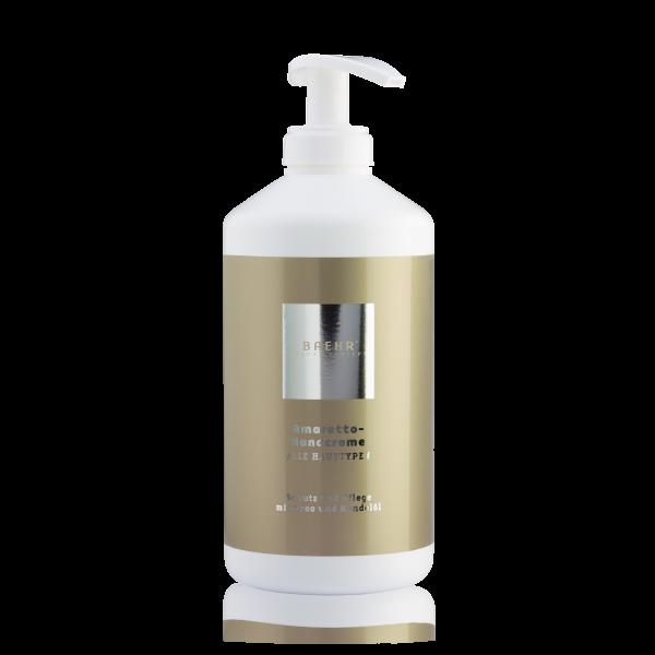 BAEHR BEAUTY CONCEPT Amaretto Handcreme Praxisdose 500 ml