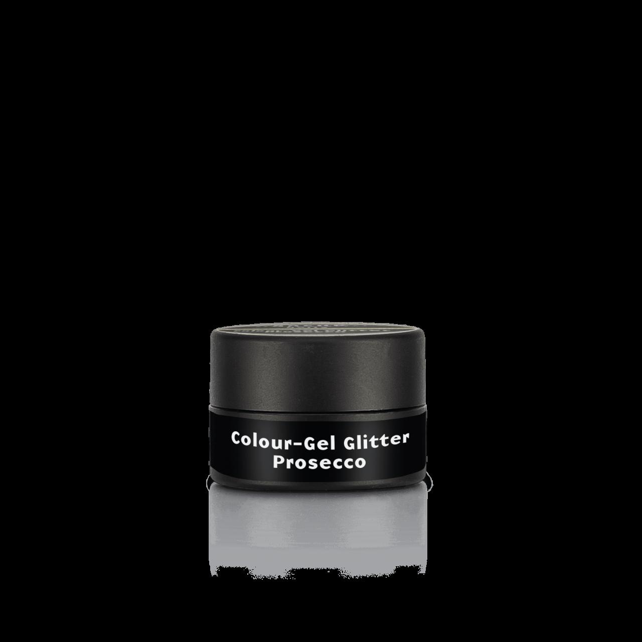 Colour-Gel Glitter Prosecco 5 ml