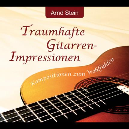 CD Traumhafte Gitarren-Impress