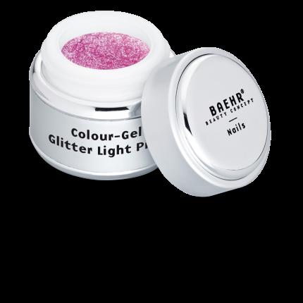 Colour-Gel Glitter Light Pink 5 ml