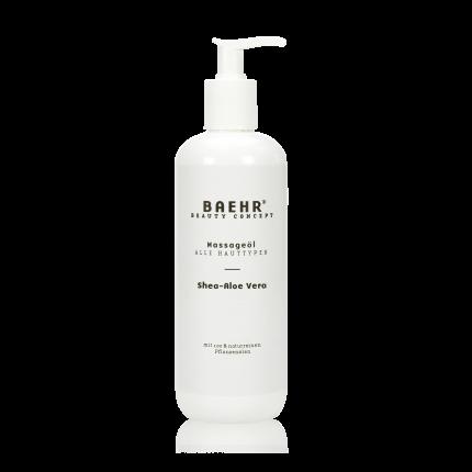 Massageöl Shea-Aloe Vera Pumpflasche 500 ml