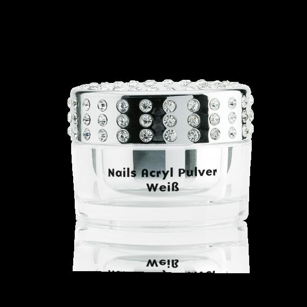 BAEHR BEAUTY CONCEPT - NAILS Acryl Pulver weiß 20 g