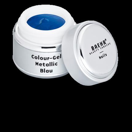 Colour-Gel Metallic Blau 5 ml