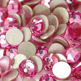 Ziersteine Light Rose 223, 1,4 mm