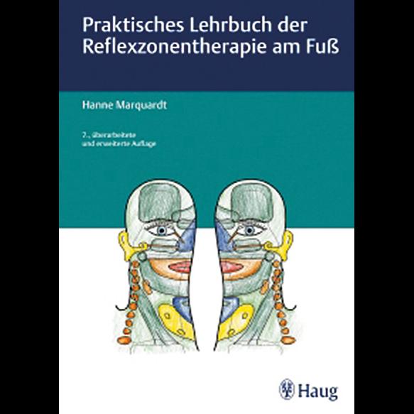 Praktisches Lehrbuch der Reflexzonentherapie 243 Seiten