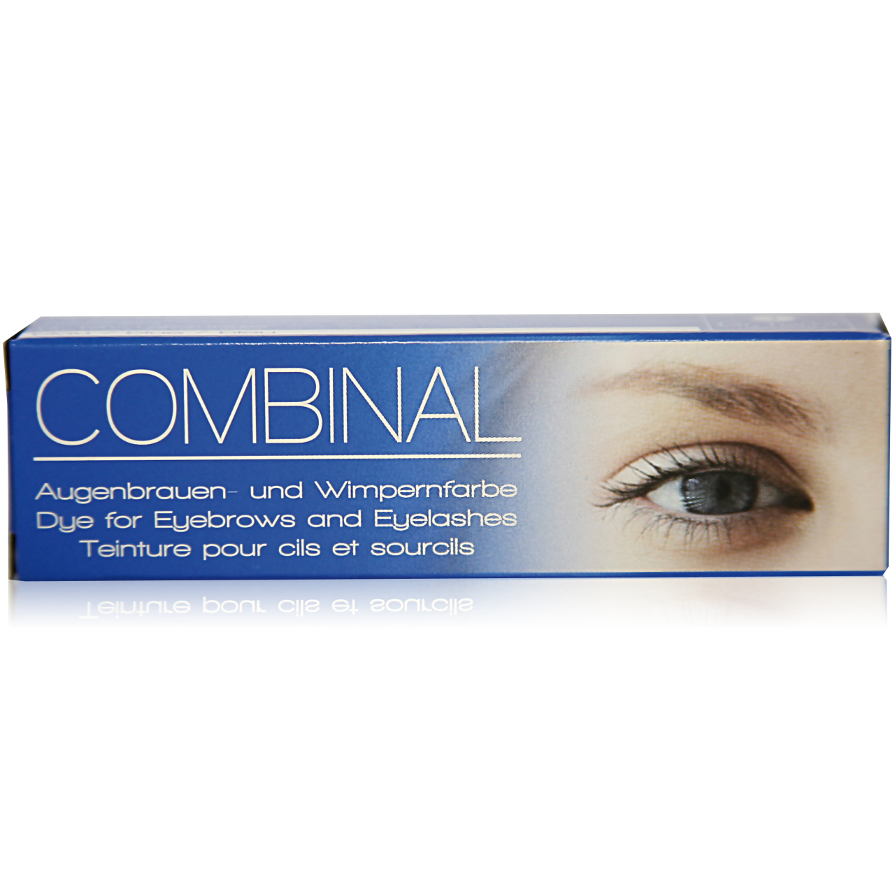 Wimpernfarbe blau 15 ml