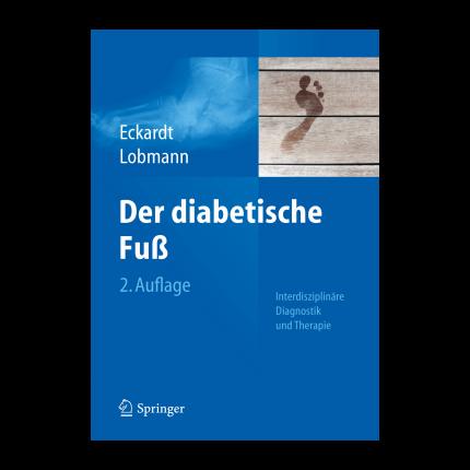 Fachbuch: Der diabetische Fuß 262 Seiten