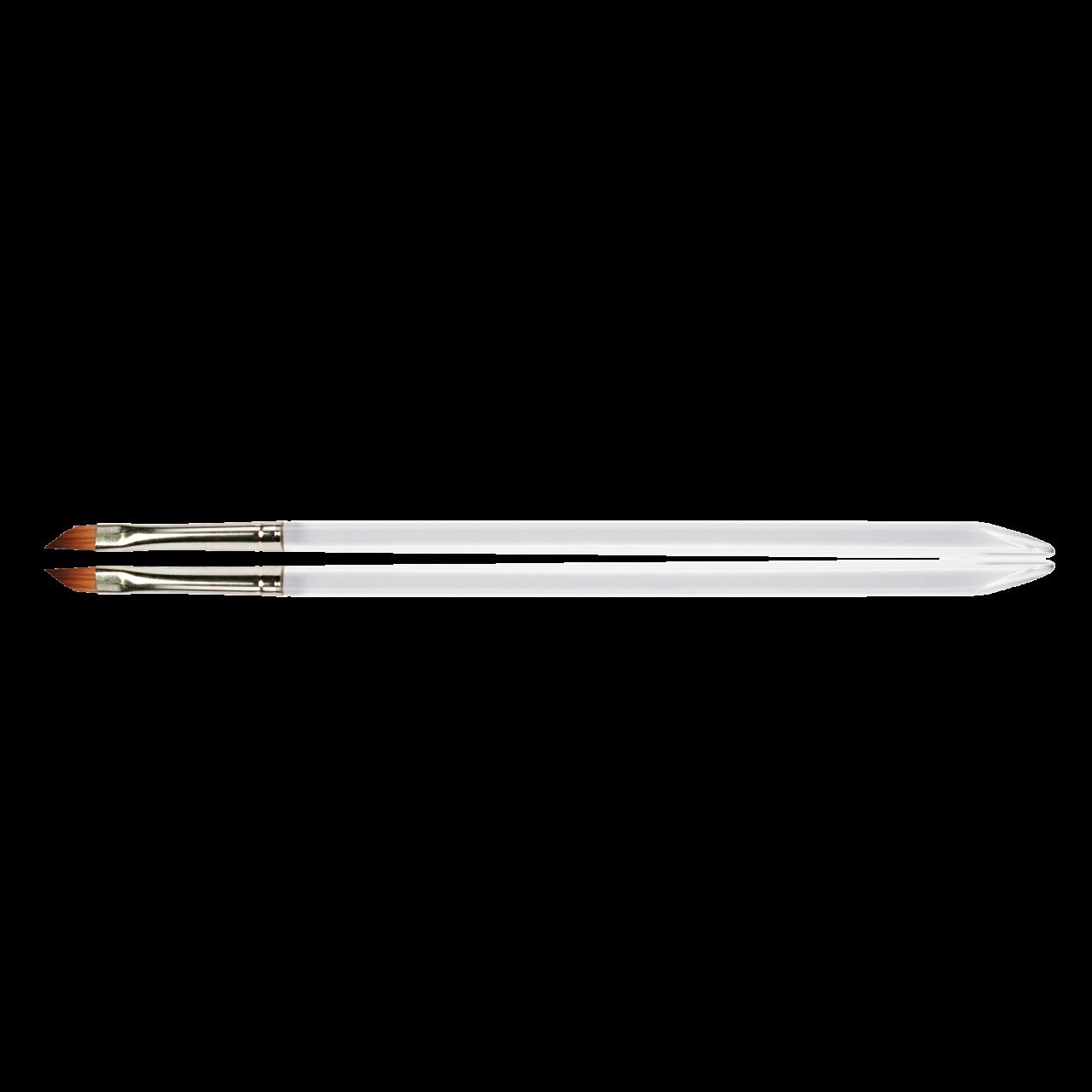 Gel-Modellage-Pinsel Gr.5 gerade/flach