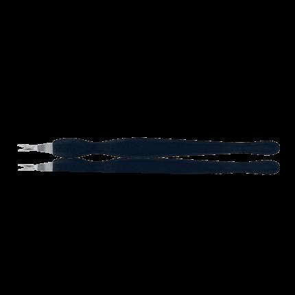 Nagelhautmesser, schwarz 11,5 cm