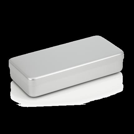 Aluminiumbox mit Deckel 210x100x40 mm