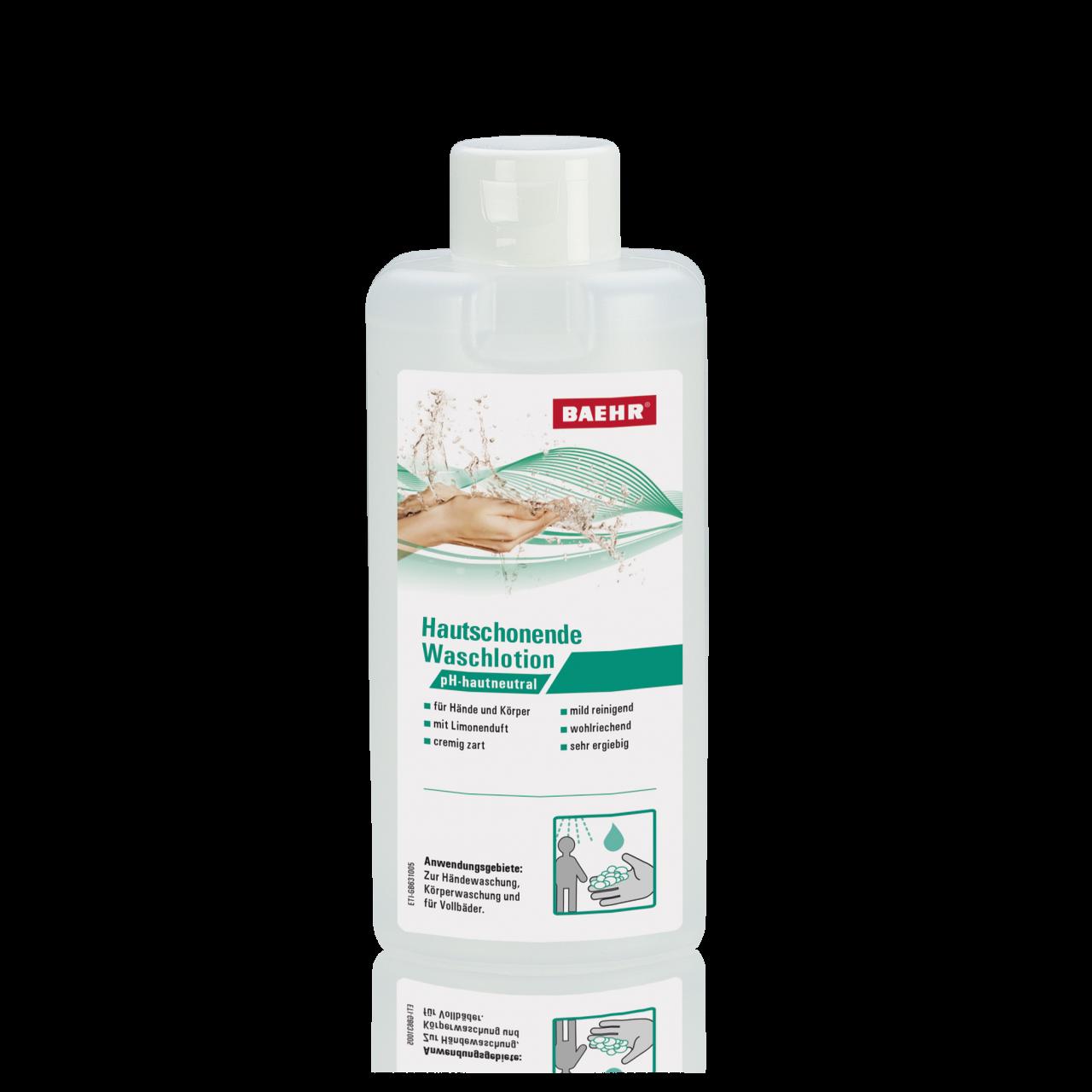 Hautpflegende Waschlotion 500 ml