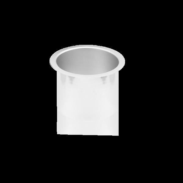 Aluminium-Einsatz zum Erwärmungsgerät Professional