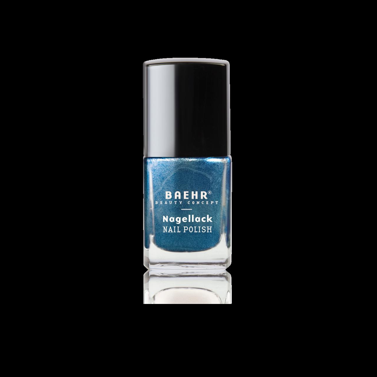 Nagellack blue metallic 11 ml