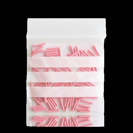 Protektoren 100 St., pink weich 1 Beutel (100 Stk.)