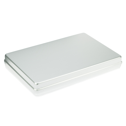 Kassette aus Aluminium