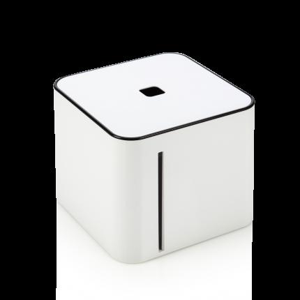 Zellstofftupfer-Box CUBE