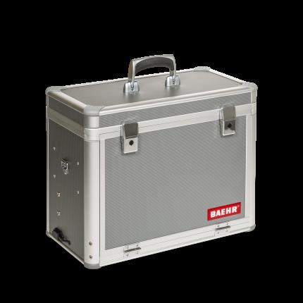 PODOMOBIL-Koffer II mit Lupen-/Leuchtenhalter