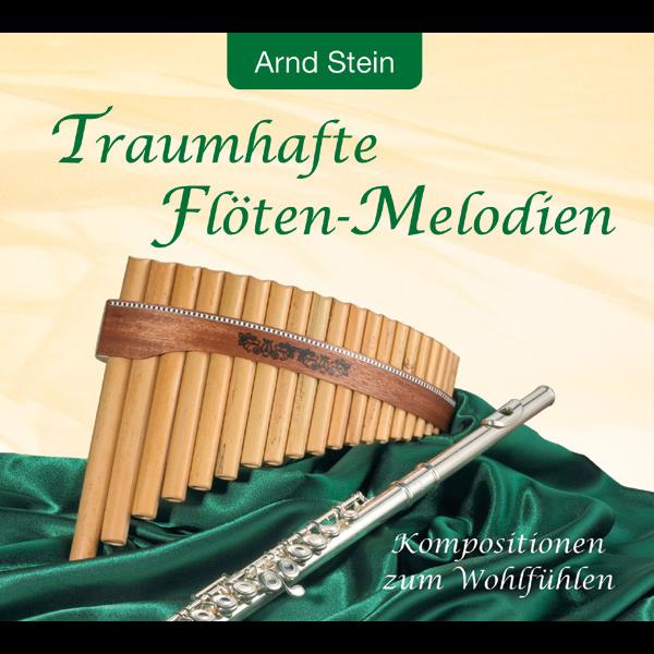 CD Traumhafte Flötenmelodien