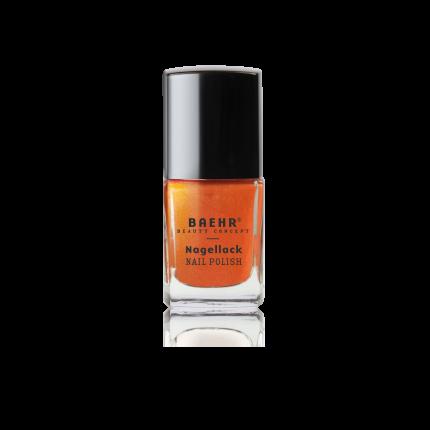 Nagellack sunkissed orange metallic 11 ml