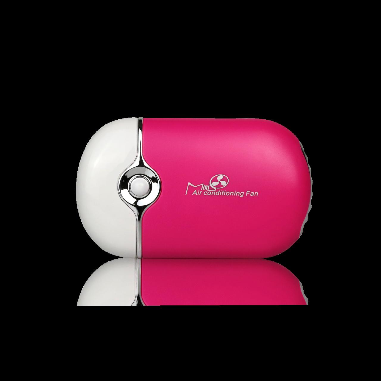 Mini Hand-Ventilator, pink