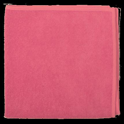 "Mikrofasertücher ""RAINBOW PRO"" rot 40x40cm, 5 Stück"