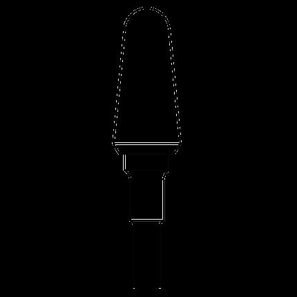 Mittelgrober Hartmetallfräser 429X/060