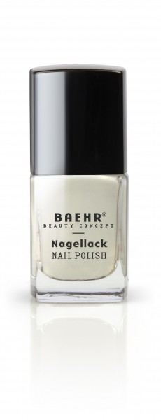 BAEHR BEAUTY CONCEPT - NAILS Nagellack perle hell pearl 11 ml